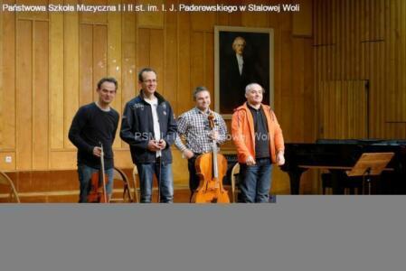 Spotkanie z Grupą Mozarta