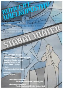 Koncert Wielkopostny STABAT MATER