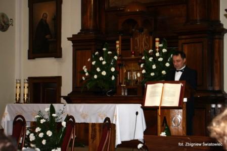 Koncert w Klasztorze 09.2015